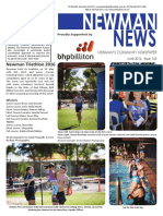 Newman News June 2016 Edition