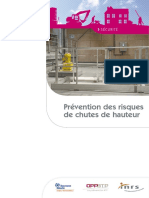 prevention des chutes