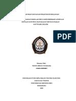 Laporan Mata Kuliah Realisasi Alat Simulasi Recloser Berbasis Atmega 8 dengan kontrol rankaian Menggunakan software Delphi