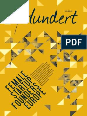 Hundert8 Gesamt Digital 2016   Entrepreneurship   Economies