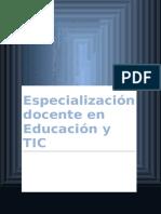 Las Ciencias Sociales y TIC