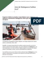 Lengua Asiatica en Madagascar