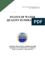 WQ Status Report2012