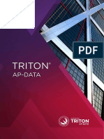Brochure Triton AP Data Es