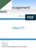 VNX Management Basic