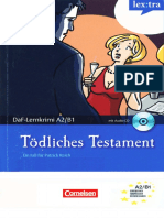 Toedliches Testament