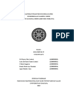 Laporan Praktikum Kimia Klinik (Uji Urine Glukosa)