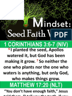 Mind Set Seed Faith Works by Apostle Abraham Gaor 051116 Jcbc