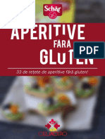 Aperitive Fara Gluten