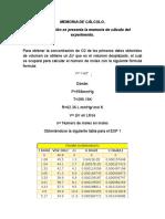 Memoria de Cálculo (1)