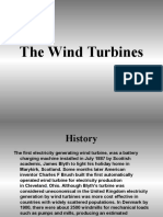 The Wind Turbines