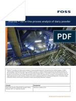 ProFoss Solution Brochure Dairy Powder GB PDF