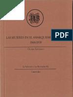Las Mujeres en El Anarquismo - eBook