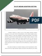 Project on Aviavtion Insurance