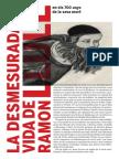 La desmesurada vida de Ramon Llull