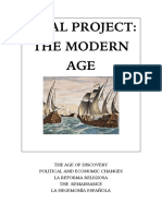 Final Project- Modern Age Español