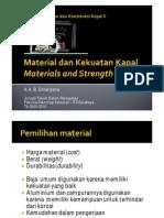 1478-Kojex-04. Material Dan Kekuatan Kapal