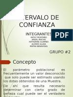 Grupo II - Estimacion de Intervalo de Confianza 5-32