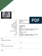 Ian Jarvie-Philosophy of the Film_ Epistemology, Ontology, Aesthetics-Routledge (1987)