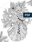 Parrot Zentangle.compressed