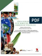Curriculo Nacional Bolivariano Aprobado..