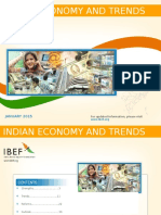 Indian Economy and Trends 27jan2015