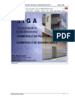 Manual de Pedidos y Adquisiciones SIGA
