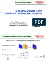 Palestra Controle Do GD&T