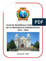 PDC-PARINACOCHAS