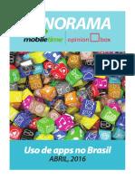 Pesquisa Apps no Brasil