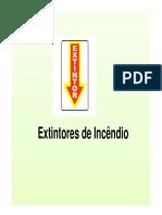 Aula 07 - Extintores[1]