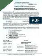June 2016 NLE Program