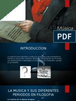 La Musica y La Filosofia