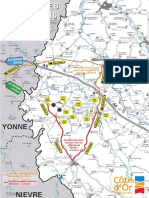 situation sur les routes de Côte-d'Or le 31 mai 2016
