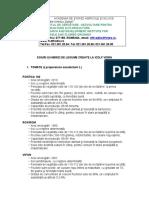 Productii Culturi Agricole ICDLF Vidra