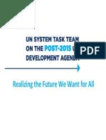 Presentation Untt Report