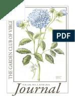 Garden Club of Virginia Journal June 2016