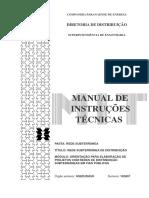 Manual Rede Subterranea Copel