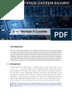 02 - Modulo-5 Counter