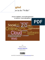 "KMU Digital - Neue Software in der ""Wolke"""