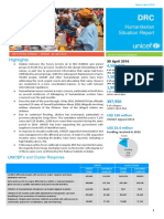 Humanitarian Situation Report-March April 2016