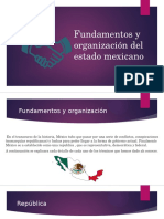 Fundamentos & Organizacion