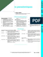 Techniques De L'ingenieur - c3 292 Doc - Constructions Parasismiques - Eurocode 8 (Biblio).pdf