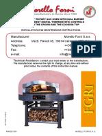 Cuptor Rotativ Morello Forni