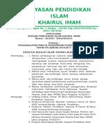 SK Panitia Penerimaan Peserta Didik Baru TP. 2016/2017