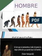 EL HOMBRE.pptx