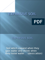 Presentation on Expansive Soil Given by Farid and Chatta