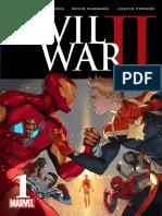 Civil War II Exclusive Preview