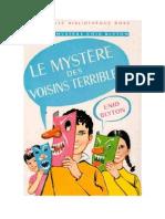 Blyton Enid Le mystère des enfants terribles