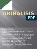 Urinalisis Dr.saut